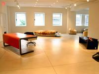 Spacious residential concrete floor