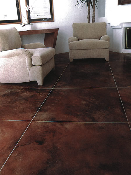 family room floor pictures