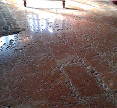 Damaged Venice Floor